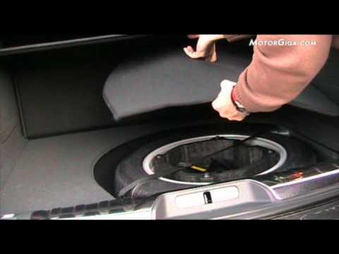 Peugeot 508, análisis asientos traseros y maletero