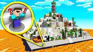 MINECRAFT NOOB vs WORLD'S LONGEST PARKOUR PYRAMID! (100 STAGES!)
