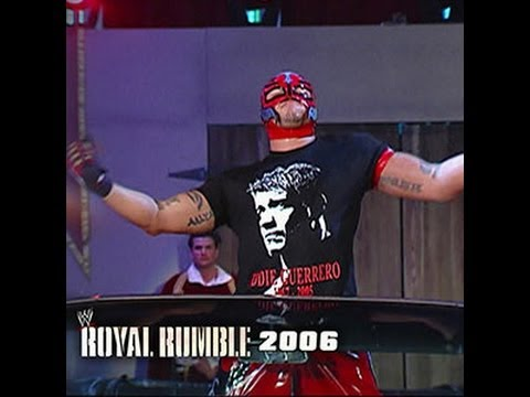 SmackDown: Rey Mysterio triumphs in the 2006 Royal Rumble,