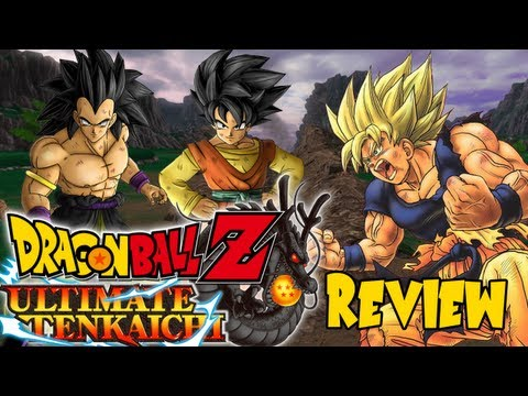 Dragon Ball Z Ultimate Tenkaichi Review