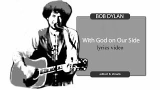Watch Bob Dylan With God On Our Side video