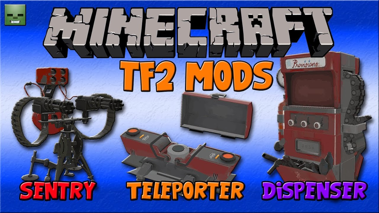 minecraft tf2 teleporter mod download key presser download