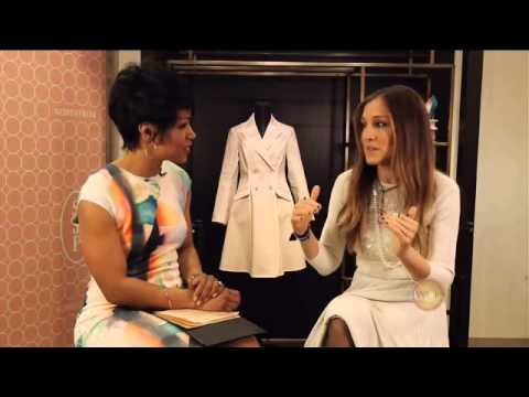 Sarah Jessica Parker Talks SJP Collection - Part 1 (3.7.14)