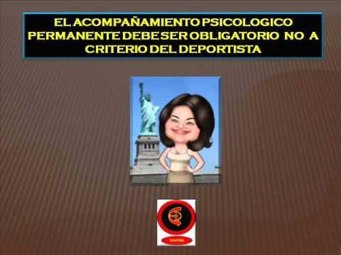 DEPORTISTAS CON MENTALIDAD GANADORA