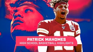Full Highlights of Young Patrick Mahomes HOOPING | Could He Have Gone Pro?