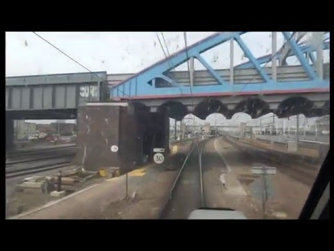 Cab Ride Between London Kings Cross And Peterborough video