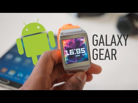 Samsung Galaxy Gear Review!