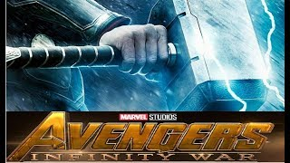 Avengers Infinity War -10 Characters who've lifted Thor's Hammer