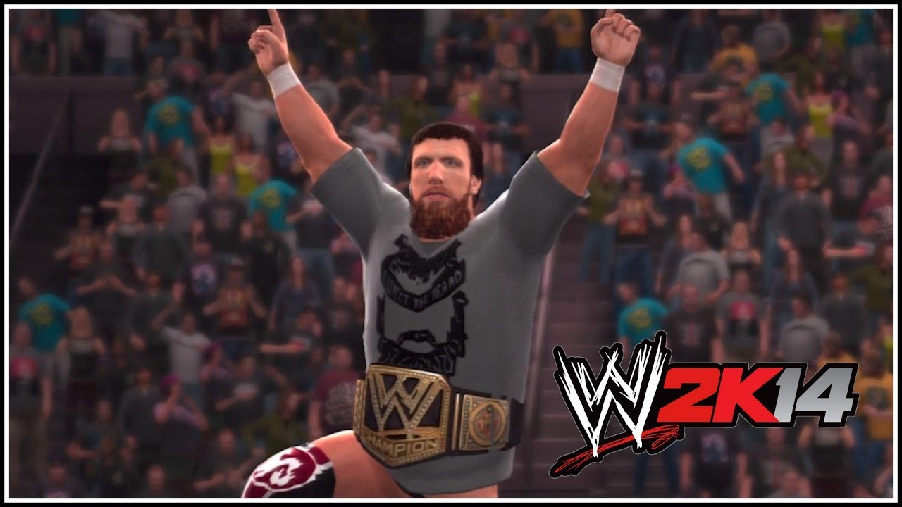 Wwe 2k14 Daniel Bryan Yes Entrance WWE 2K14 Superstar Heads