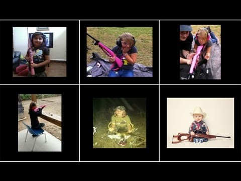 Guns ARE NOT Toys - Stop Marketing Rifles to Kids