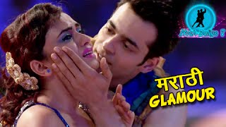 Amruta Khanvilkar & Himanshu Malhotra in Nach Baliye 7 - Dance Performance