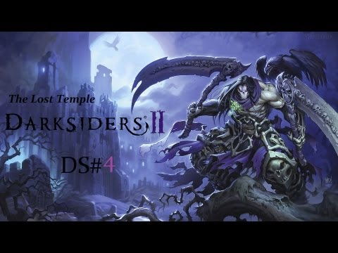 Darksiders 2 the Lost Temple Ds#4