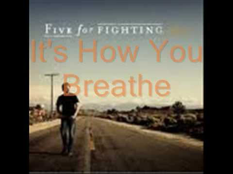Five For Fighting - Augie Nieto