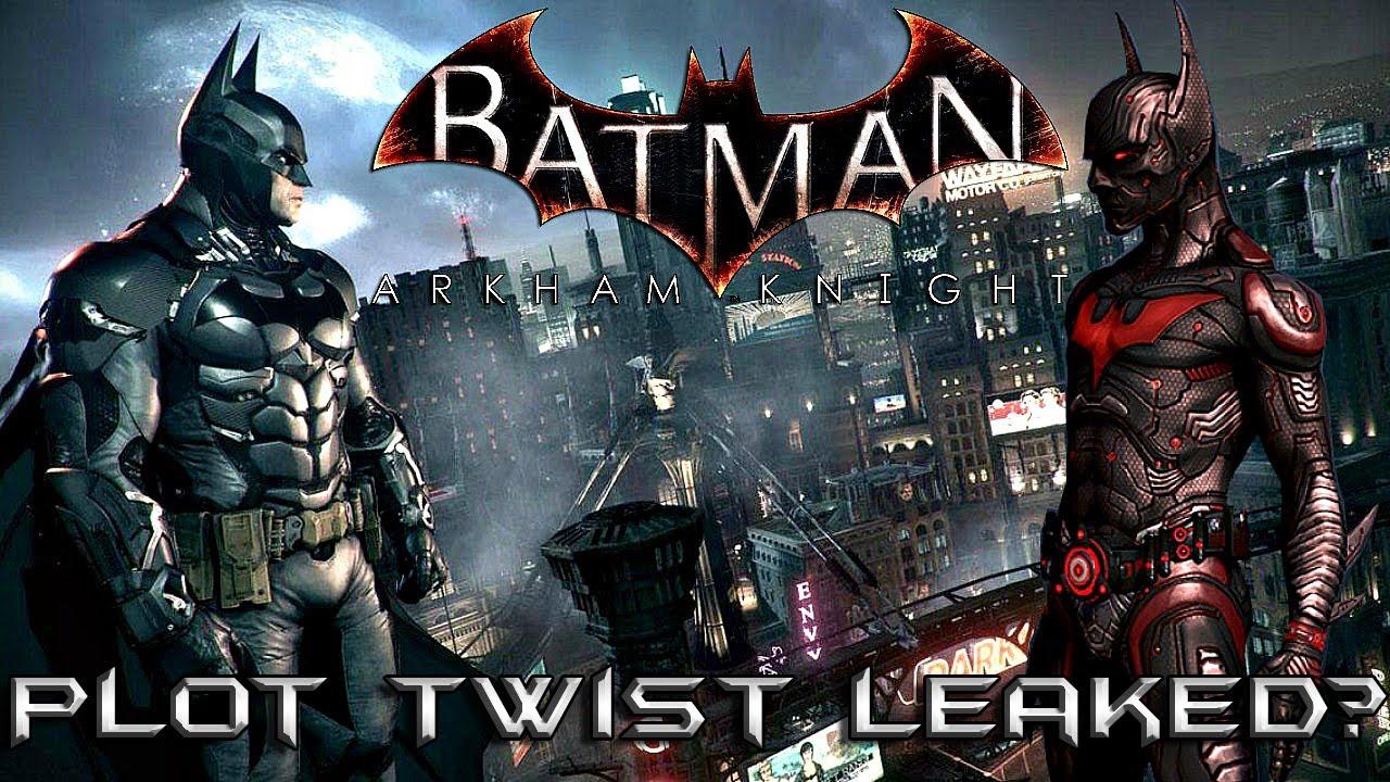 Batman Arkham Knight Jokers Son Batman Arkham Knight Plot