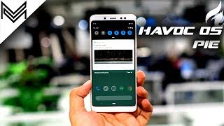 Latest Havoc OS Android 9.0 Pie Rom For All Xiaomi Devices