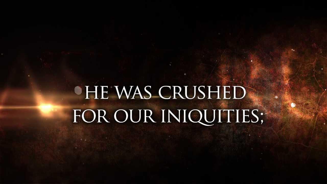 Isaiah 53 5 6 Isaiah 53 5 6