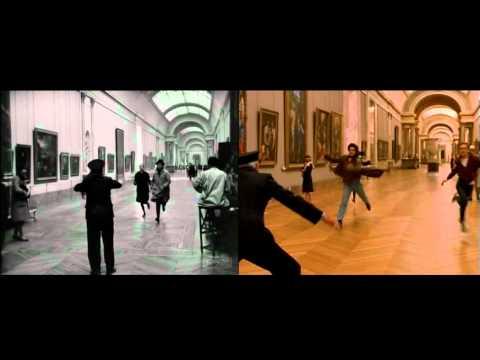 Bande à Part(1964)_vs_The Dreamers(2003) - YouTube
