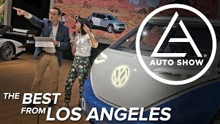 The Best Cars from the 2018 LA Auto Show - Live Walkaround