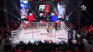 Final Fight Championship 9: Primož Vrbinc  def. Joseph Leitner 2/2