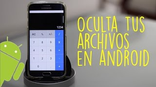Como Esconder Fotos y Videos en Android