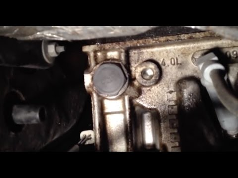 Ford Explorer Timing Chain Tensioner Replacement (Part 1)