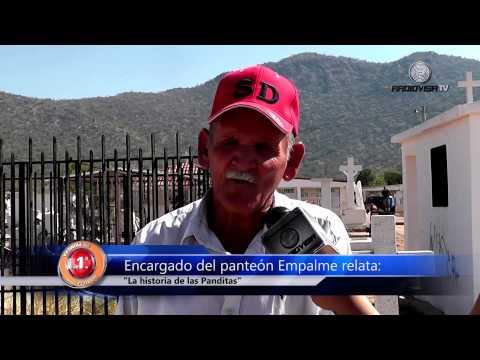 Reportaje de relatos tenebrosos de panteón de Empalme