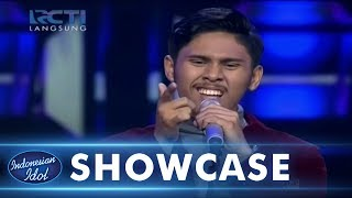 Download Lagu ELVAN - TERJEBAK NOSTALGIA (Raisa) - SHOWCASE 1 - Indonesian Idol 2018 Gratis STAFABAND