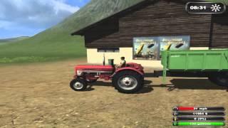 Прохождение игры farming simulator 2011