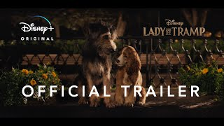 Lady and the Tramp | Official Trailer #2 | Disney+ | Streaming Nov. 12