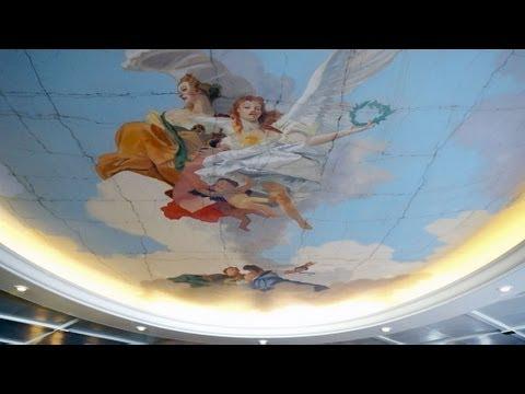Regatta Tour  Oceania Cruises  Cruise Ship Tour  YouTube
