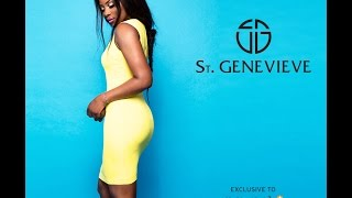 Genevieve Nnaji Launches Clothing Line (ST Genevieve) - Pulse TV Exclusive