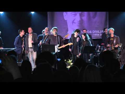 Prijatelji muzičari sviraju Rusiju u čast Vlade Divljana