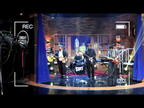 SORE - R14 (Live at Tonight Show NET TV)