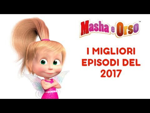 Masha e Orso - I Migliori Episodi Del 2017  🎬