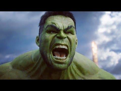 Hulk Smash & Fight Scenes (2008-2017) MCU | Ragnarok included