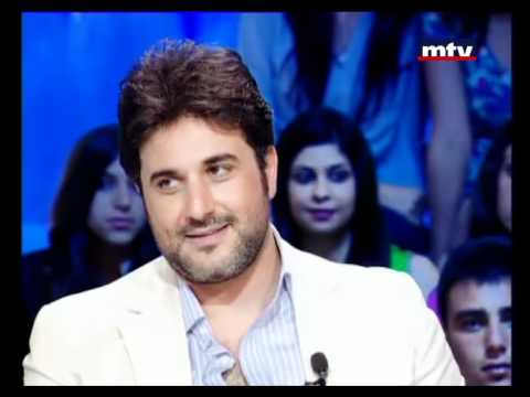 Talk of The Town - 21/06/2012 - Melhem Zein حد�ث ا�ب�د - ��ح� ز��