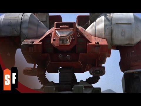 Robot Jox (1/2) Giant Robot Laser Battle (1989) HD