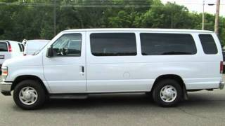 2009 Ford E-Series Van E-350 SD XLT 15 Passenger Van for sale in East Windsor, NJ