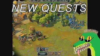 Age of Empires Online Project Celeste - The Realms of the World quests are here! - Greeks