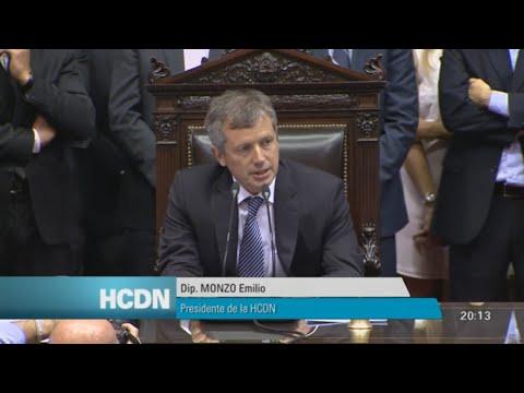 Mirá en vivo la ceremonia de asunción de José Luis Gioja como diputado nacional