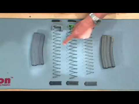 How to Repair and Upgrade AR-15 Magazines Presented by Larry Potterfield of MidwayUSA