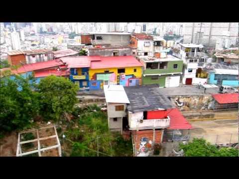 VENEZUELA: Slums of Caracas