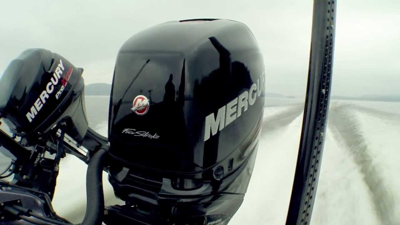 Mercury Verado 300 Pro 4-stroke