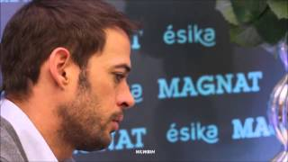 La entrevista de Lorenna Pierre a William Levy @willylevy29 #HombreMagnat #TourMagnat #RD