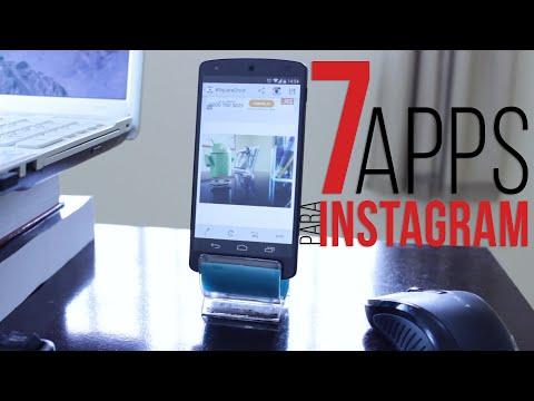 7 Aplicativos para usar com Instagram