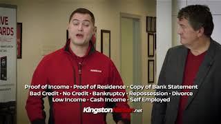 Kingston Nissan Guaranteed Credit