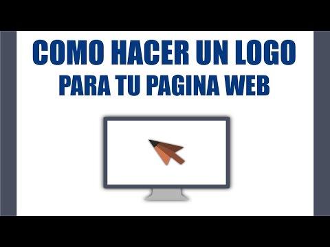 Como Hacer un Logo Para tu Pagina Web Sin Contratar a un Diseñador