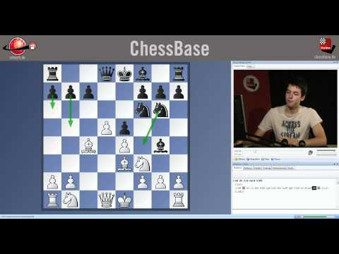 ChessBase Tutorials Band 3: Damengambit und Damenbauerspiele IM Niclas Huschenbeth 2...dxc4