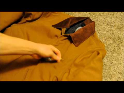 Childhood Wish Fulfillment – USA Made Carhartt J001 Detroit jacket for camping