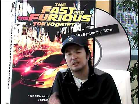 The Fast And The Furious: Tokyo Drift - Exclusive: Director Justin Lin - Part 1